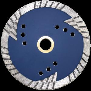 Vortex-blade