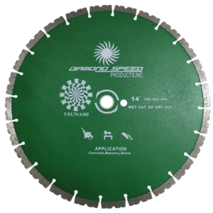 tsunami diamond saw blade
