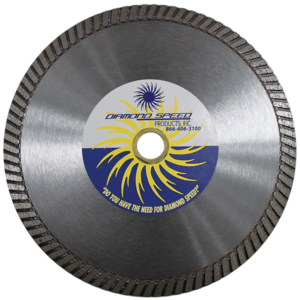Narrow Tooth Turbo Blade